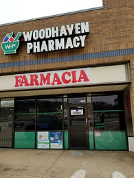 Woodhaven Pharmacy Storefront