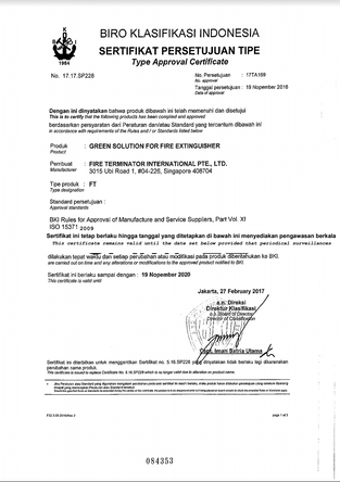 ISO 15371:2009 - BIRO KLASIFIKASI INDONESIA