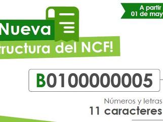 Conoces la nueva estructura de NCF ?