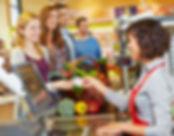 Punto de venta, Sistema de facturación para supermercados