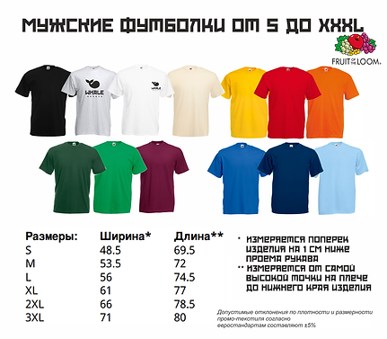 футболки fruit мужские.png