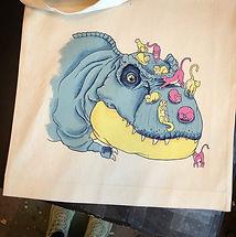whale studio печать на футболках и кружк