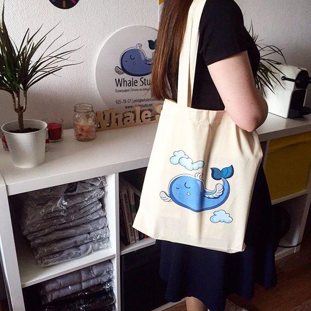 сумки с логотипом