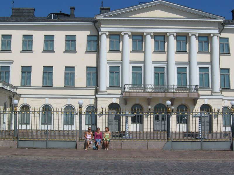 The Presidential Palace, Helsinki
