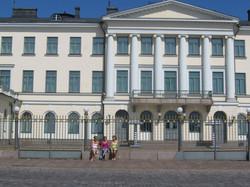The Presidential Palace, Helsinki