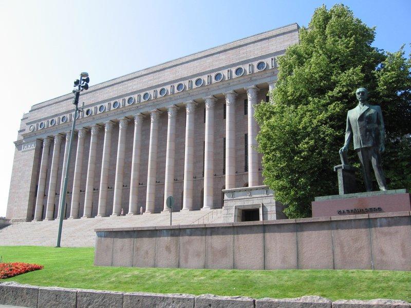 Parliament of Finland, Helsinki