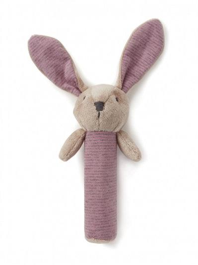 Shelly Rabbit Rattle