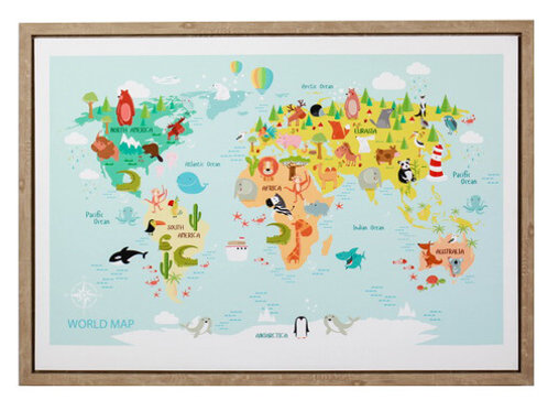 Animals Of The World in Colours
