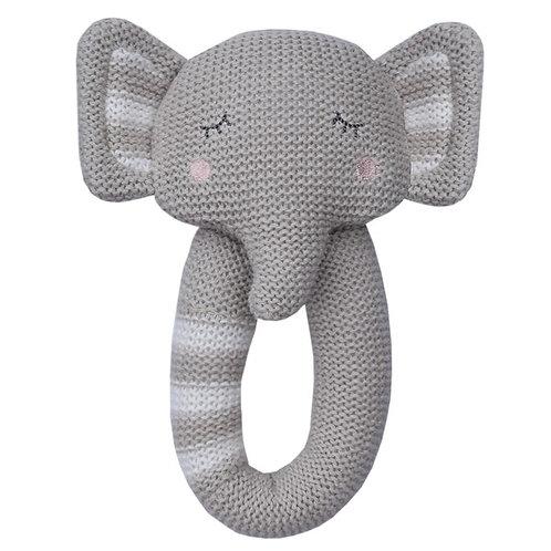 Cameron Elephant Rattle