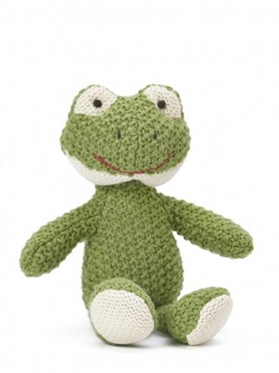 Fonzie Frog Rattle
