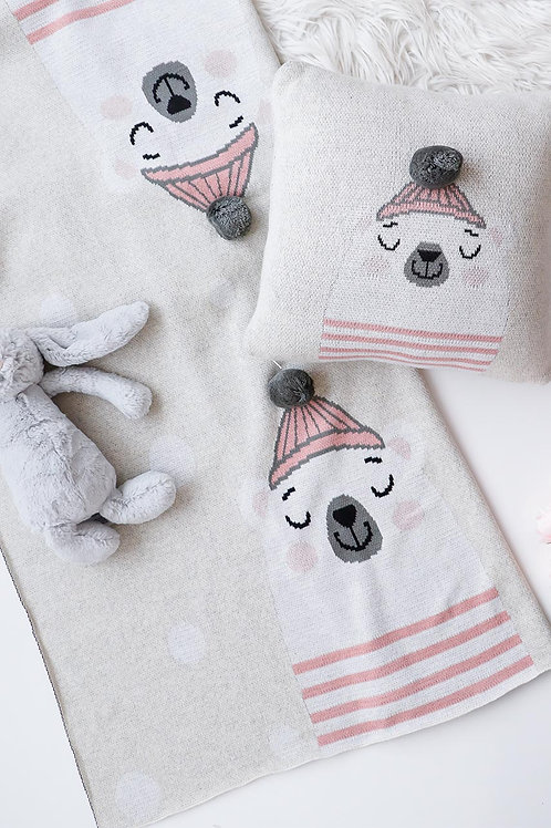 Hunny Bear Blanket