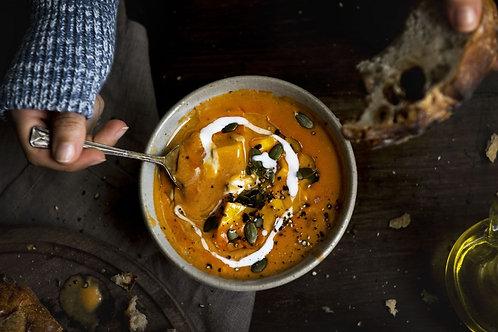 Soupes et potages délicieusement réconfortants