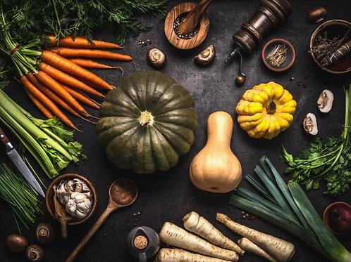Savoir cuisiner les légumes d'automne
