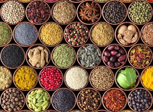 Herbes, épices et condiments: les indispensables!