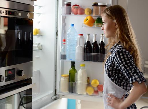 Un vide-frigo réussi sans recette