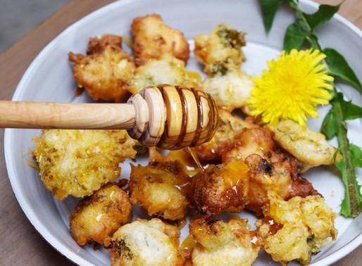 Des idées salées pour cuisiner 7 fleurs comestibles du Québec