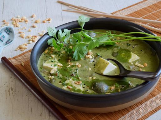 Pimpe ton curry vert!