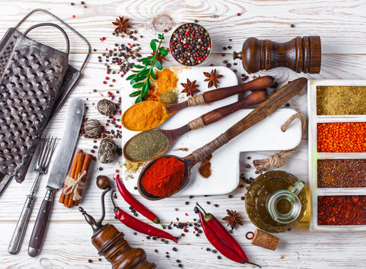 7 raisons pour apprendre à bien cuisiner les épices
