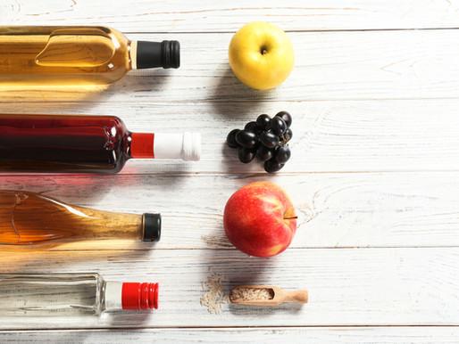 Le petit guide de l'acidité des vinaigres