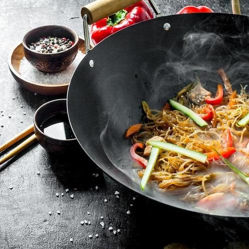 Sautés réussis: avec et sans wok!