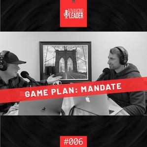 GAME PLAN - Mandate | ALP006