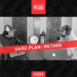 GAME PLAN - Method | ALP004