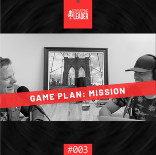 GAME PLAN - Mission | ALP003