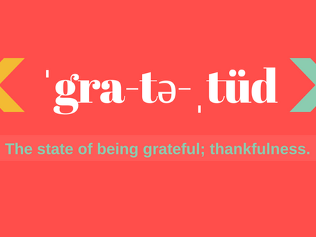 5 ways to intensify gratitude in order to shift your focus