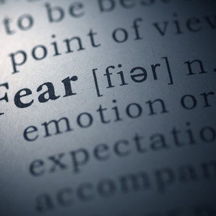 Fighting Fear with Fear