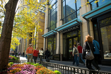 Michigan Avenue Shopping