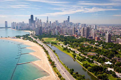 Chicago Beach Front