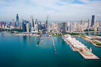 Skyline with Navy Pier