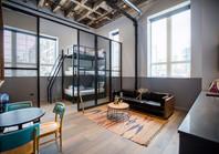 Corner Studio Apartment