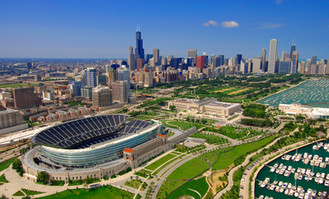 Soldier Field Home of Chicago Bears