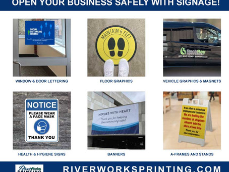 Open Your Business Safely!