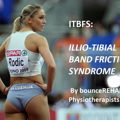 "ILLIOTIBIAL BAND ""FRICTION"" SYNDROME (ITBS); THE RUNNERS KNEE"