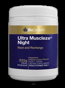 BioCeuticals Ultra Muscleze Night 240g