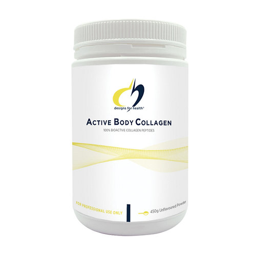 ACTIVE BODY COLLAGEN 450GM POWDER