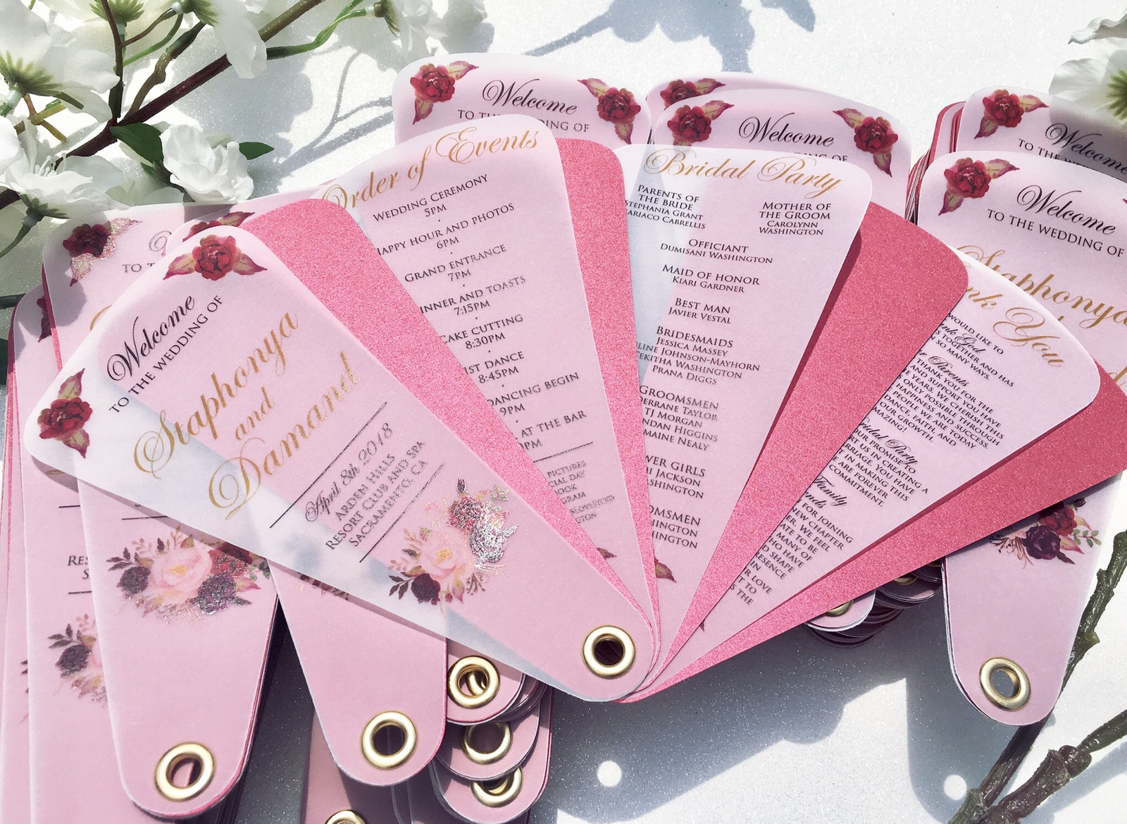 Custom Stationery Products | United States | Infinity Paper Boutique