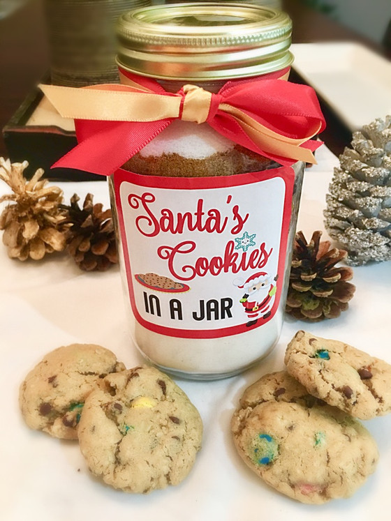 Cookies In A Jar - My Past Time Favorite!