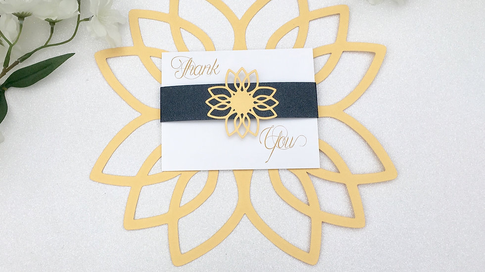 You're My Sunshine Thank You Cards