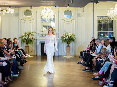 NEW YORK Bridal Fashion Weekjpg