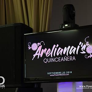 Arelianai's Quinceañera