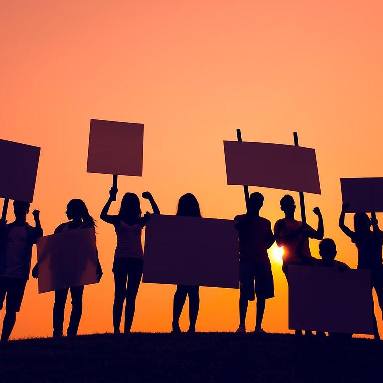 Citizen Activism — DTETalks: Summer Series