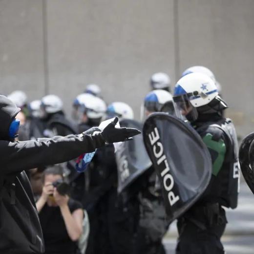 Policing in Canada — DTETalks: Summer Series