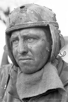 John Parks, 37th Tank Battalion