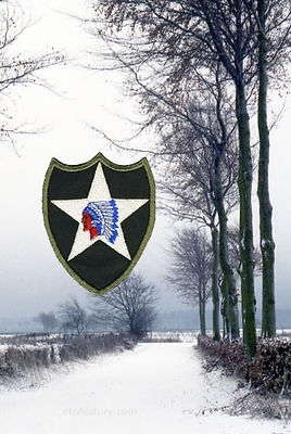 Lausdell, Battle of the Bulge