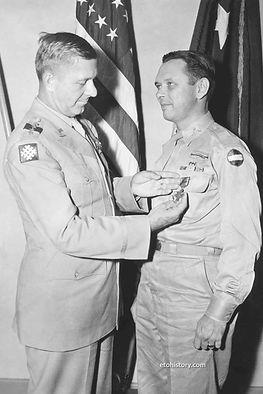 Derrill M. Daniel, Distinguished Service Cross recipient, 26th Infantry Regiment, 1st Infantry Division.
