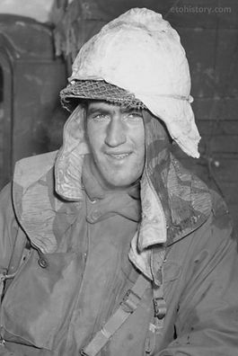 James F. Gildea, Battle of the Bulge