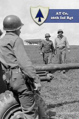 Staff Sergeant Irvin Schwartz, 26th Infantry Regiment, 1st Infantry Division, Distinguished Service Cross for heroism on December 21, 1944, at Dom Bütgenbach.